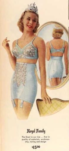 Fashion Revealed, Girdle advertisement. Sears, Roebuck, and Co.,...