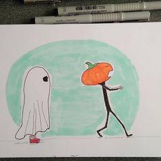 Inktober day 9. Screech #inktober2017 #zensations #inktober #drawing #artwork #instaart #illustration #ink #sketching #sketchdrawing #sketch #hellowinci