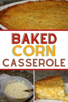 This baked corn casserole recipe from Inside the Kitchen's David Venable is so unbelievably easy to make and delicious to eat. There's no stopping me! There's no secret I am QVC obsessed – specifically David Venable obsessed. So, when he came out with a cookbook, I knew I had to support him. And I am so thankful I did because I make this dish every single time I have people over for either a BBQ or around Thanksgiving.