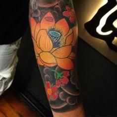 40 Cool Nightmare Before Christmas Tattoos Designs   Pesadelo antes do ...