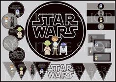 more star wars printables