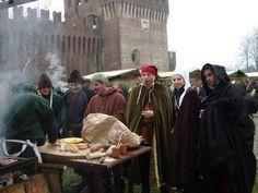 pranzo al castello di Soncino