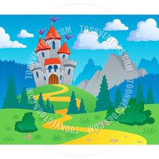 Image result for cartoon castles