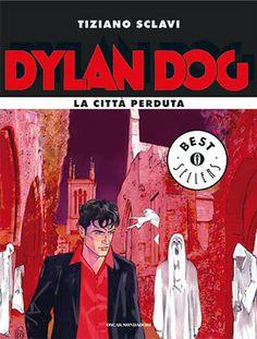 DYLAN DOG: 7 AVVENTURE RISTAMPATE DA MONDADORI - L'articolo su C4 Comic.it!