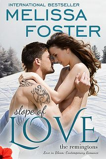 I read Slope of Love by Melissa Foster.  Read my thoughts