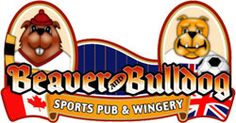 The Beaver and Bulldog First Street - Collingwood, Ontario Sports Pub, Night Wing, Blue Mountain, Places To Eat, Ontario, Tuesday, Restaurants, Street
