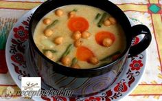 Érdekel a receptje? Kattints a képre! Cheeseburger Chowder, Good Food, Soup, Ethnic Recipes, Desserts, Life, Deserts, Dessert, Soups