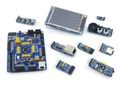 Open103R Package B# STM32F103RCT6 STM32F103 STM32 ARM Cortex-M3 Open103R Development Board+8 Modules Kits+PL2303 USB UART Board