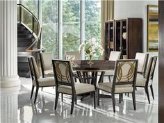 Flawless 9 Wonderful Dining Chairs Design Ideas You Have to See The dining room will be the center for gathering and chatting. All family members gather and eat together while telling stories. Certainly, if you wan. Fine Furniture, Dining Room Furniture, Outdoor Furniture Sets, Furniture Design, Dining Chairs, Formal Dining Tables, Round Dining Table, Kitchen Dining Sets, Dining Room Sets