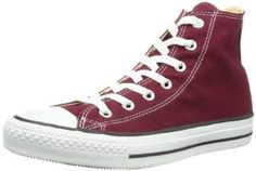 Converse for sale in burgundy