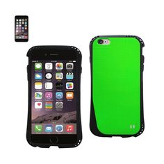 Reiko Dual Color TPU Case For Iphone 6/6S 4.7Inch Green