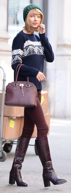Pin for Later: Taylor Swift's Favorite Bag Is Actually From Aldo
