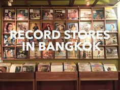 Following up from our coverage of the Bangkok Record Convention, we've rounded up a few recommended record stores in Bangkok, Thailand for this list!1. ZudRangMa RecordsRun by Paradise Bangkok's DJ...