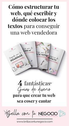 Marketing, Texts, Design Web, Stencils