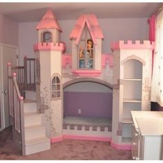 unique BUNK BEDS   ... castle bunk bed before this has got to be the coolest bunk bed for