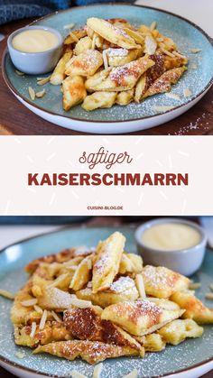 Healthy Breakfast Recipes, Healthy Eating, Austrian Cuisine, Austrian Recipes, European Cuisine, Breakfast Dessert, International Recipes, Indian Food Recipes, Food Videos
