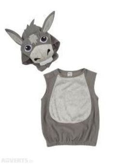 Kids Animal Costumes -  sc 1 st  Pinterest : donkey costumes  - Germanpascual.Com