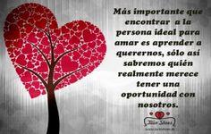 El #amor hacia uno/a mismo/a es crucial para enamorarse de la persona adecuada