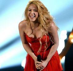 Shakira in ACM