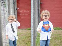 Super Hero Mini / Boy Photography / Super Hero Photography / simone.trahan.photography