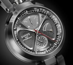 Bovet Pininfarina Sergio Split-Second Chronograph