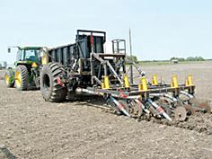 FARM SHOW - First-Of-Its-Kind Solid Manure Injection System