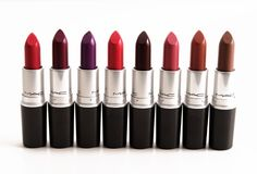 Sneak Peek: MAC The Matte Lip Collection Photos