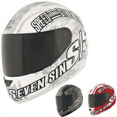 482513a664 2014 Speed and Strength SS1500 Seven Sins Motorcycle Street DOT Helmets  Motorcycle Jacket