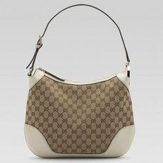 Gucci 211810 Ffp5g 9761 Charlotte'Medium Hobo Gucci Damen Handtaschen