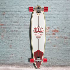 "Longboards USA - Pintail Longboard Stella Crimson 42"" - Complete, $99.00 (http://longboardsusa.com/longboards/pintail-longboard-stella-crimson-42-complete/)"