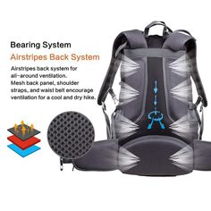 971 Best Camping Backpack images | Camping gear, Backpacks