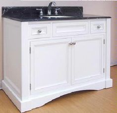 Empire Industries Newport Vanity :: Bath Vanity From Home U0026 Stone