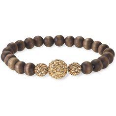 Stella & Dot Prosper Bracelet ($34) ❤ liked on Polyvore