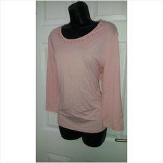 Designer BASLER Ladies Short Sleeve Casual T-Shirt Top