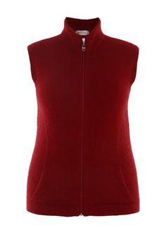 Possum-Merino Vest - Fella Hamiton $289 to $239 7/17