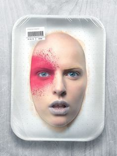 Cosmetic Surgery World. Top Tips For Getting The Most From Your Cosmetic Surgery. There are people who believe that plastic surgery is simple vanity, but that's not always true. People with disfiguring injuries can be helped by plastic s Advertising Photography, Art Photography, Plastic Art, A Level Art, Creative Advertising, Creative Portraits, Plastic Surgery, Art Inspo, Art Boards