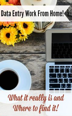 Are you curious where to find legit data entry work from home? It's out there, you just have to know where to find it. Pay varies and it's very flexible work.