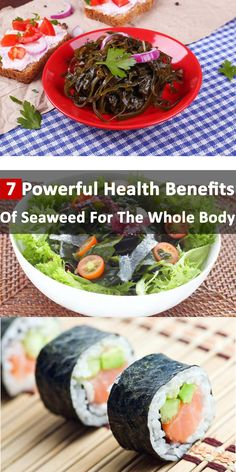 7 Powerful Health Benefits Of Seaweed For The Whole Body – Inside & Out! www.bembu.com
