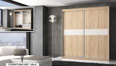 armario de puertas correderas roble nordico,con cajonera interior de regalo su precio con transporte y montaje en la comarca es de 495€