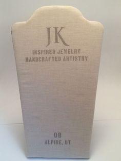 JEWEL KADE Retired Necklace Display Board Small