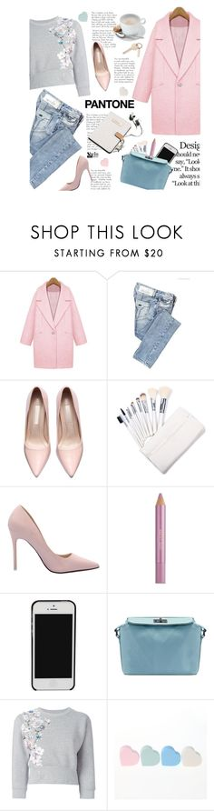 """Shop - Shein"" by yexyka ❤ liked on Polyvore featuring Miss Sixty, Estée Lauder, Philipp Plein, Garance Doré and Calvin Klein"