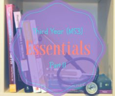 Essentials for third year medical students! #medschool #rotations #essentials #casefiles #stethoscope