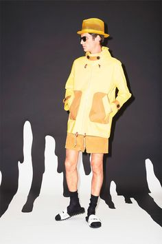 Band Of Outsiders SS 2015 Lookbook