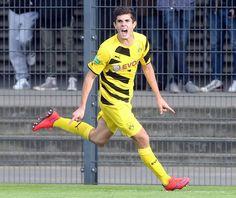 Christian Pulisic, Borussia Dortmund, US, midfielder