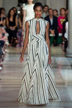 Carolina Herrera Collection Spring 2017 New York Fashion Week