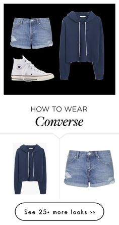 """Untitled #122"" by bey4 on Polyvore featuring Topshop, MANGO and Converse"