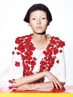 Xiao Wen Ju By Richard Burbridge For Vogue Chine January Width Height Ext Xiao Wen Ju