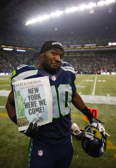 Seahawks fullback Derrick Coleman knows where he is going! Seahawks Fans, Seahawks Football, Best Football Team, Seattle Seahawks, Seattle Football, Seahawks Gear, Broncos Win, Denver Broncos, Derrick Coleman
