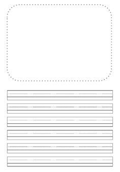 linjerade papper