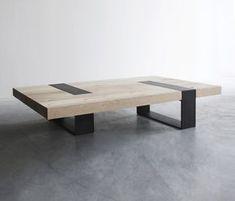 Clip coffee table de Van Rossum | Tables basses
